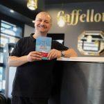 Diego Galdino, il barista scrittore
